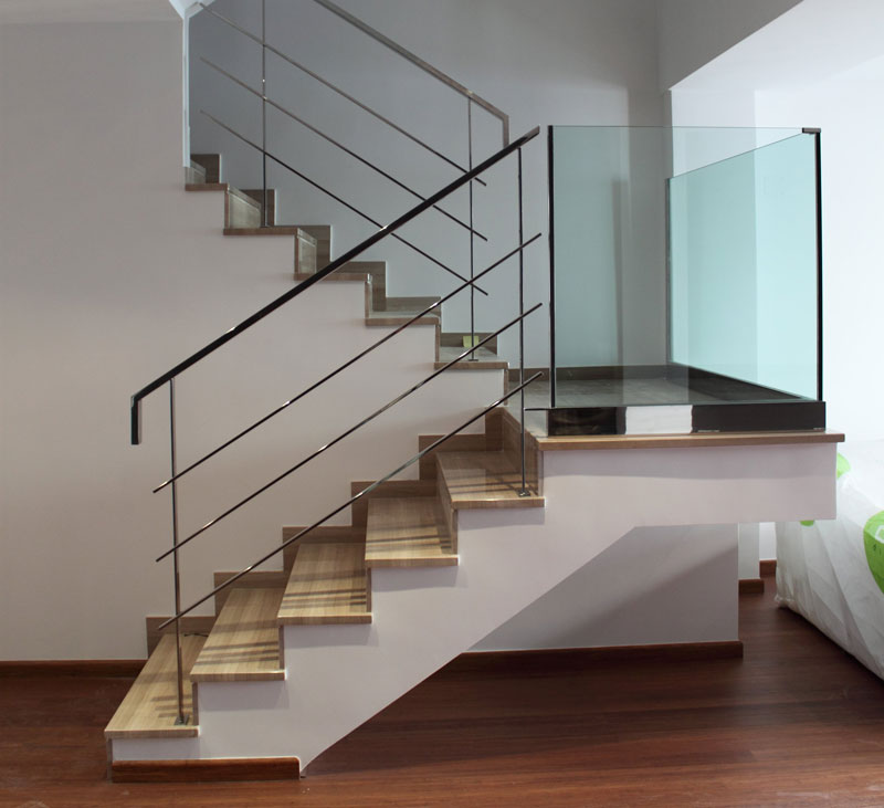 Disenos de escaleras interiores para casas pictures to pin - Escaleras modernas interiores ...